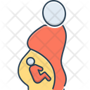 Pregnancy Pregnant Belly Baby Icon