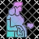 Pregnancy Maternity Pregnant Icon