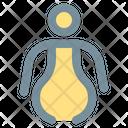 Pregnant Pregnancy Birth Icon