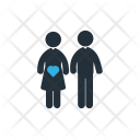 Pregnant Family Love Icon