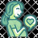 Pregnant Mother Icon