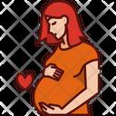 Pregnant Woman Pregnant Woman Icon