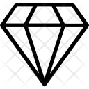 Premium Diamond Opportunity Icon