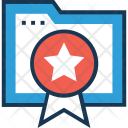 Premium Star Favorite Icon