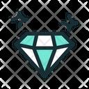 Asset Diamond Value Icon