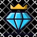 Premium Vip Jewel Icon