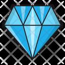 Diamond Jewel Pearl Icon