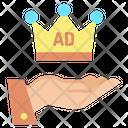 Premium Ads Icon