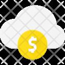 Premium cloud Icon