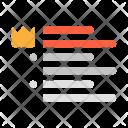 Premium Content Seo Icon