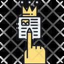 Premium Content Vip Content Content Icon