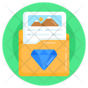 Premium Content Premium Content Folder Premium Folder Icon