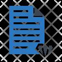 Premium File Icon
