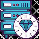 Premium Hosting Icon