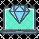 Coding Clean Code Laptop Icon