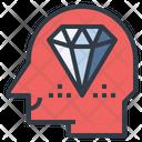 Premium Membership Think Icon