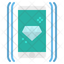 Glass Cover Protection Icon