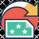 Premium note Icon