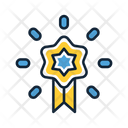 Badge Premium Quality Royalty Icon