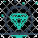 Premium Quality Pawnshop Diamond Icon