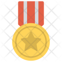 Gold Medal Quality Icon