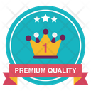 League Competition Logo Premium Quality Badge Premium Quality Label Icon