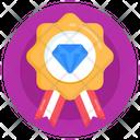 Quality Badge Premium Quality Badge Diamond Badge Icon