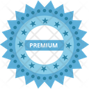 Premium Service Ranking Rating Icon