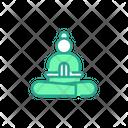 Prenatal Yoga Yoga Practice Lotus Icon