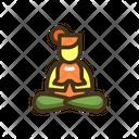 Prenatal Yoga Icon