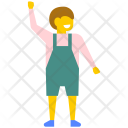 Preschool Boy Icon