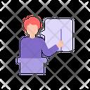 Preschool Teacher Icon