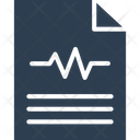 Prescription Clipboard Medical Report Icon