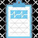 Prescription Medical Report Medication Icon