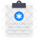 Prescription Patient Card Rx Icon
