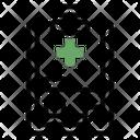 Prescription Medicine Report Icon