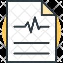 Prescription Clipboard Medical Icon