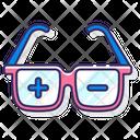 Prescription Glasses Glasses Spectacles Icon