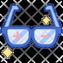 Prescription Glasses Icon