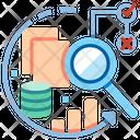 Data Analyst Data Analytics Data Analysis Icon