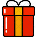 Present Dinner Holiday Icon