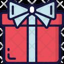 Present Gift Sales Icon