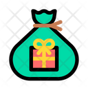 Christmas X Mas Present Icon