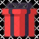 Mpresents Present Gift Box Icon
