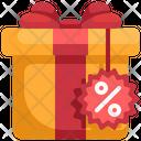Present Gift Box Surprise Icon