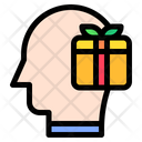 Present Mind Thought Icon