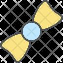 Present Ribbon Bow Icon