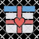 Present Gift Love Icon
