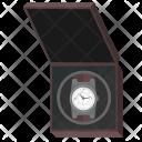 Present Open Box Icon