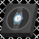 Box Clock Present Icon